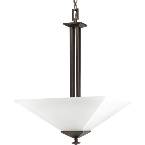 North Park Inverted Pendant in Venetian Bronze