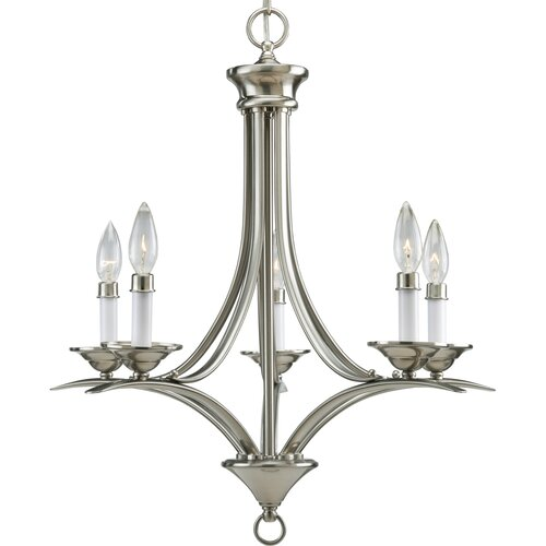 Trinity 5 Light Candelabra Chandelier