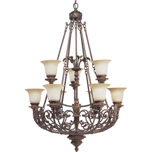 Thomasville Messina 9 Light Chandelier