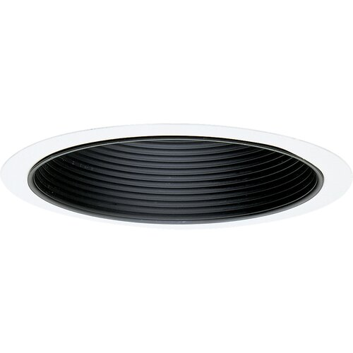 "Progress Lighting Baffle 7.75"" Recessed Trim"