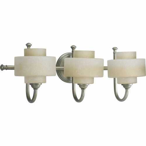 Progress Lighting Ashbury 3 Light Bath Vanity Light