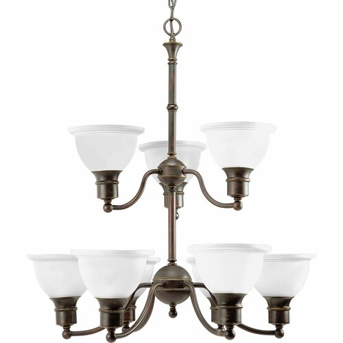 Madison 9 Light Chandelier