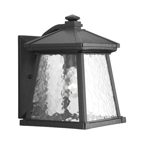 Progress Lighting Mac 1 Light Outdoor Wall Lantern