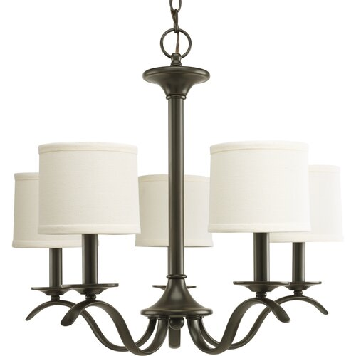 Wayfair Dining Room Lighting: Linen Drum Light Fixture