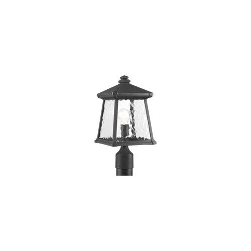 "Progress Lighting 1 Light 8.5"" Outdoor Post Lantern"