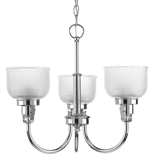 Archie 3 Light Mini Chandelier