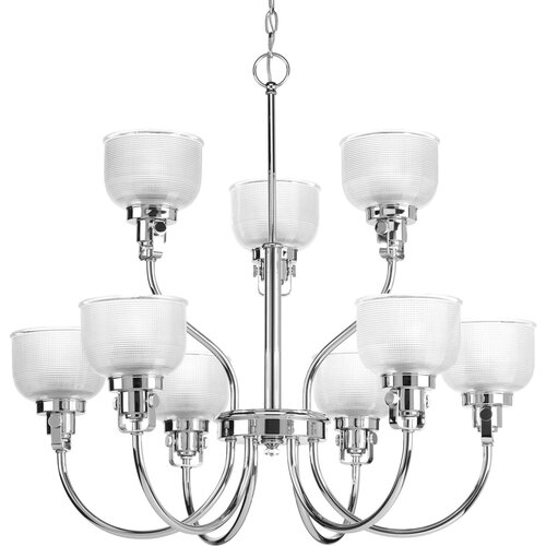 Archie 9 Light Chandelier