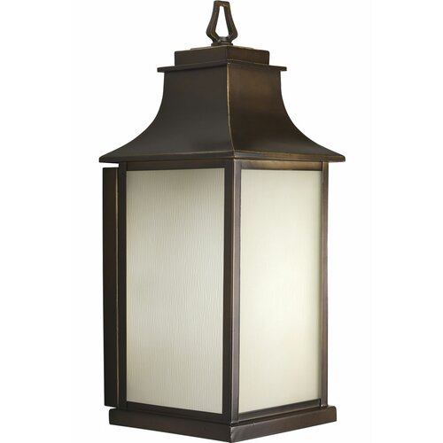 Progress Lighting Salute 1 Light Wall Lantern