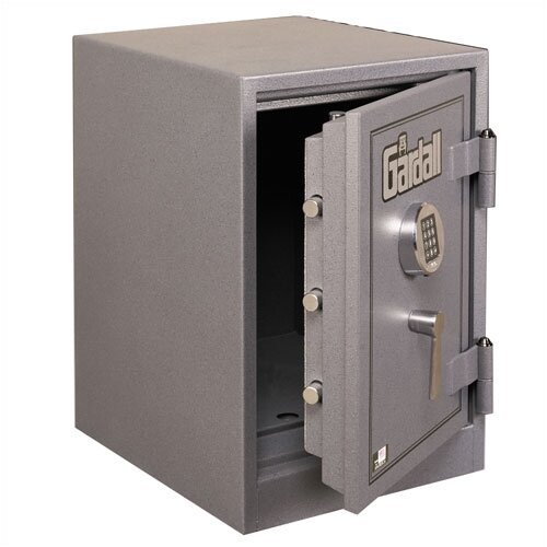 "Gardall Safe Corporation Small ""B"" Rated Two-Hour Fire Resistant Safe"