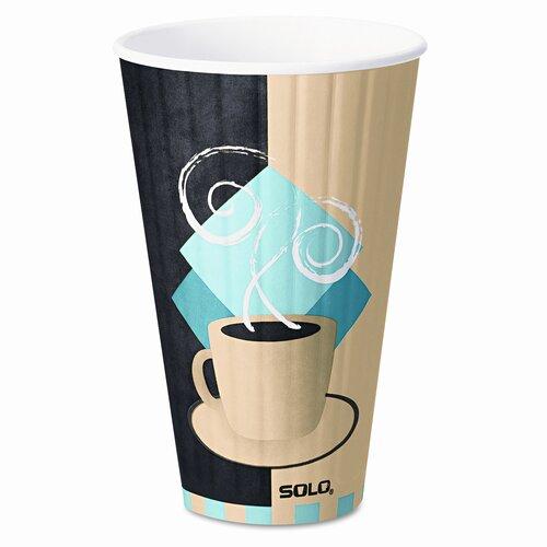 Solo Cups Company Duo Shield Hot Insulated , 350/Carton