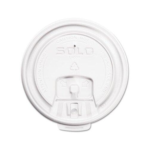 Solo Cups Company Hot Cup Lids, 1000/Carton