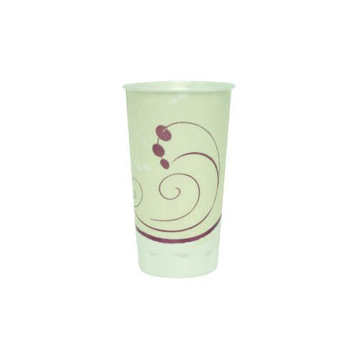 Solo Cups Symphony Design Hot / Cold Foam Cups