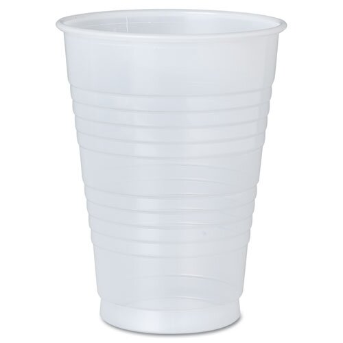 Solo Cups Company Galaxy Translucent Cups, 12 Oz., 500/Carton