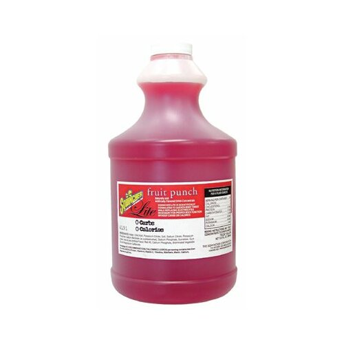 Sqwincher Sqwincher Lite Liquid Concentrate - 5 gal yield fruit punchlite liq. concentrate 64