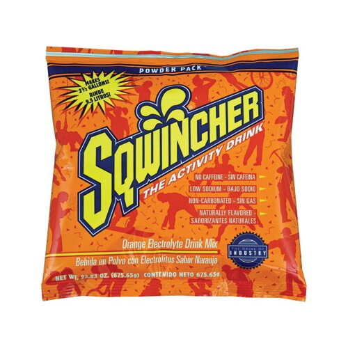 Sqwincher 23.83 Ounce Powder Pack™ Yields 2.5 Gallons