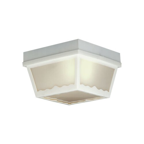 Thomas Lighting 1 Light Outdoor Flush Mount