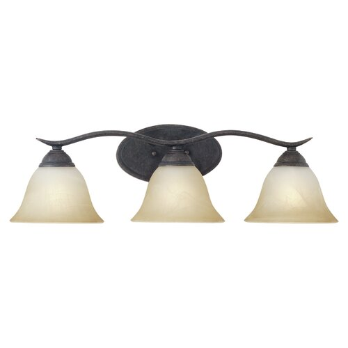 Thomas Lighting Prestige Strip 3 Light Vanity Light