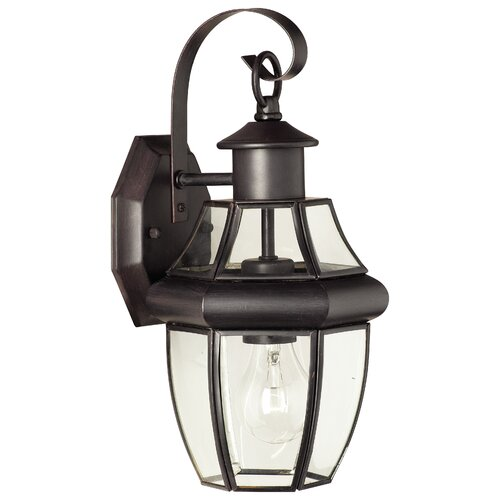 Thomas Lighting Heritage 1 Light Outdoor Wall Lantern