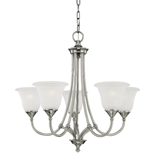 Thomas Lighting Harmony 5 Light Chandelier