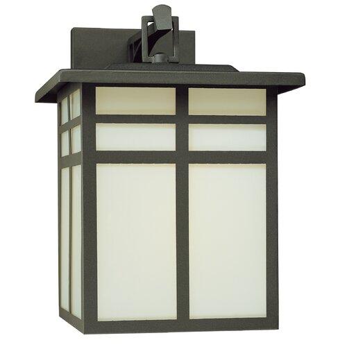 Thomas Lighting Mission 1 Light Outdoor Narrow Wall Lantern