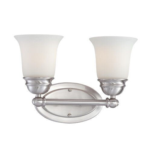 Thomas Lighting Bella 2 Light Bath Vanity Light