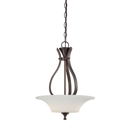 Thomas Lighting Tyler 2 Light Inverted Pendant