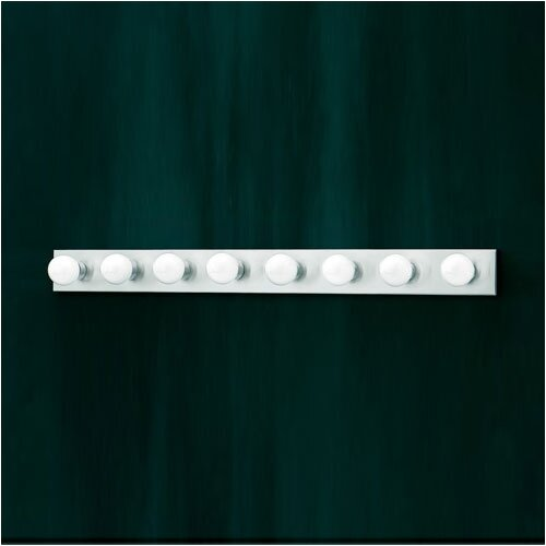 Thomas Lighting 8 Light Bath Bar