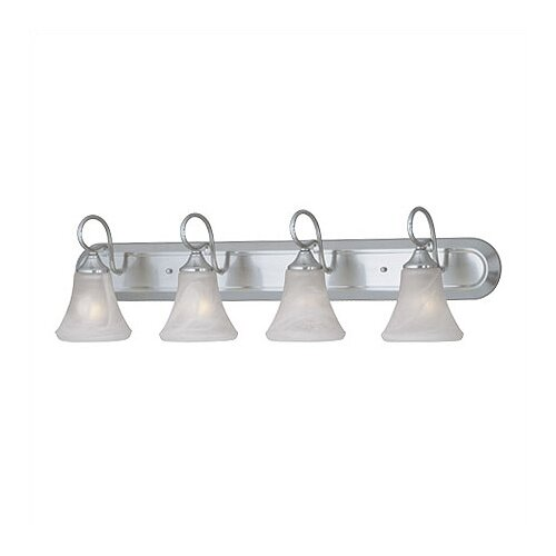 Thomas Lighting Elipse Strip 4 Light Vanity Light
