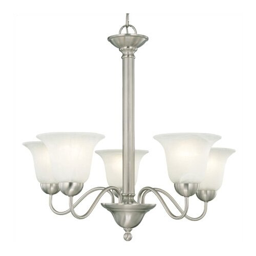 Thomas Lighting Riva 5 Light Chandelier