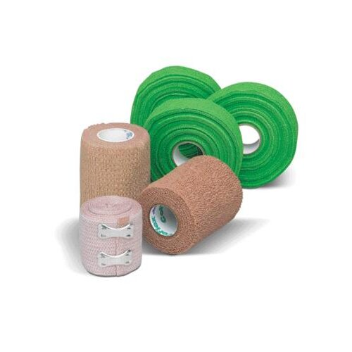 "Swift First Aid 3"" X 4 40180 Yard Elastic Bandages (100 Per Case)"