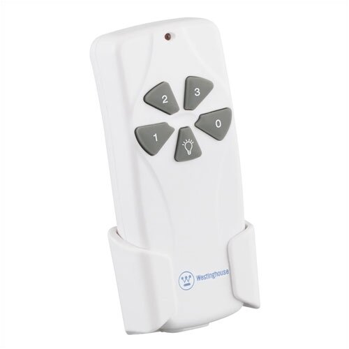 Universal Ceiling Fan and Light Remote Control