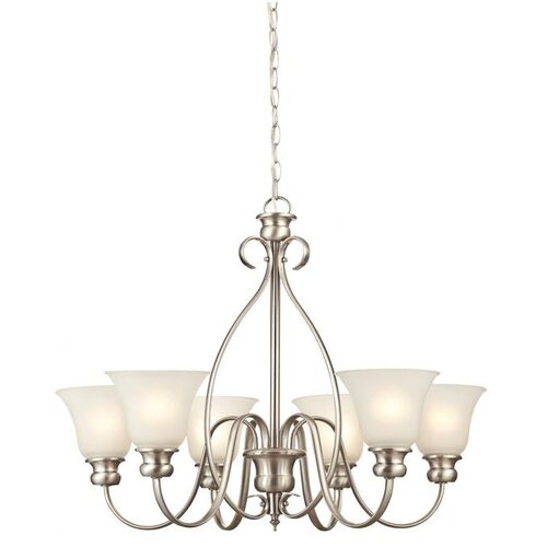 Fontane 6 Light Chandelier