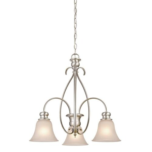 Fontane 3 Light Chandelier