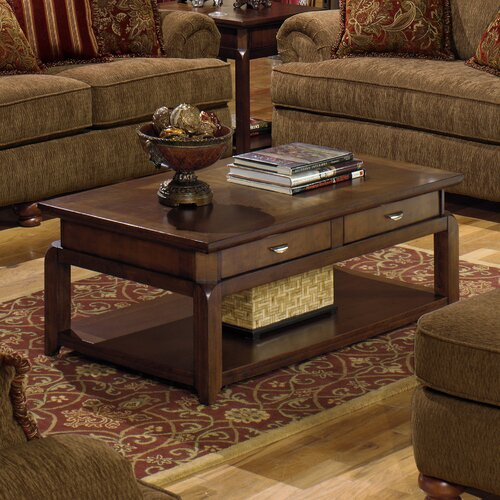 Jackson Furniture Castered Coffee Table
