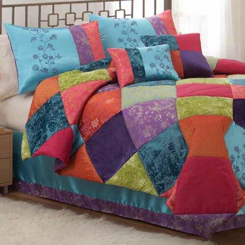 PEM America Kashmere Gem Comforter Set