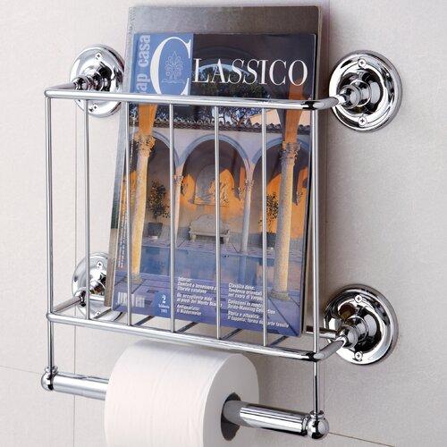 Bathroom Magazine Rack Wayfair