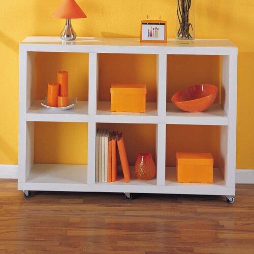 """OIA Dawn 40"""" Bookcase"""