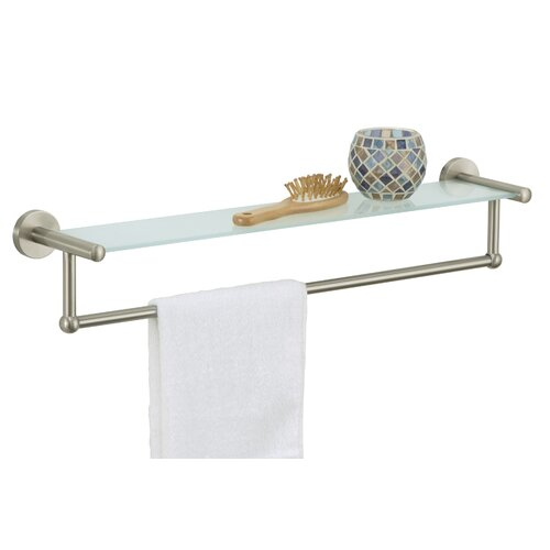 "OIA 22.25"" x 4.5"" Bathroom Shelf"