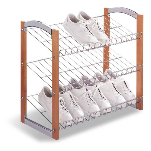 Concord 3 Tier Shoe Shelf
