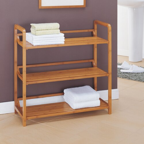 "OIA Lohas 27.75"" x 27.75"" Bathroom Shelf"