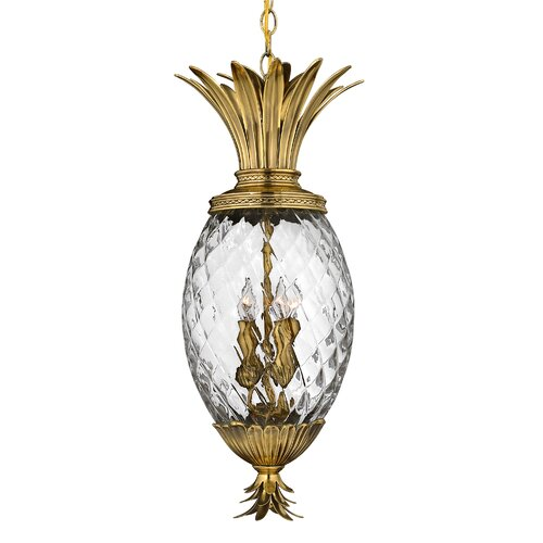 Plantation Foyer Pendant