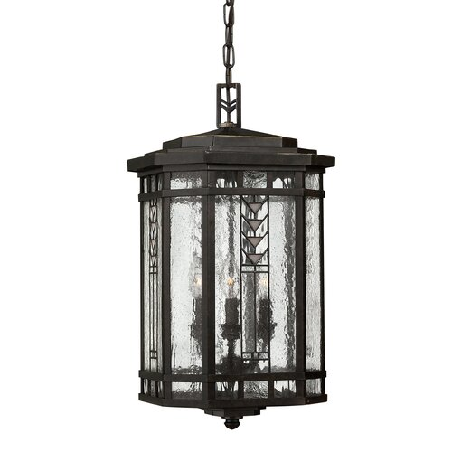 Hinkley Lighting Tahoe 3 Light Pendant