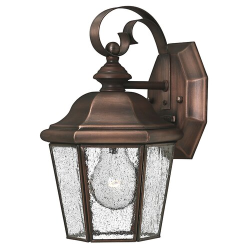 Hinkley Lighting Clifton Beach Wall Lantern