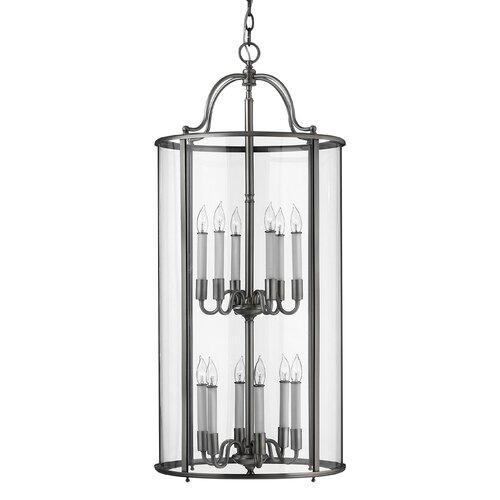 Gentry 12 Light Foyer Pendant