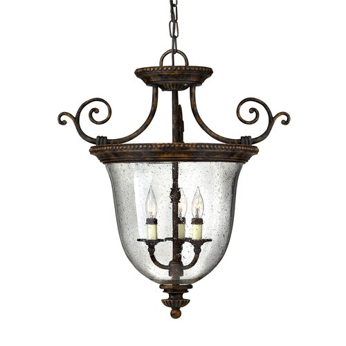 Hinkley Lighting Rockford 3 Light Chandelier I Pendant