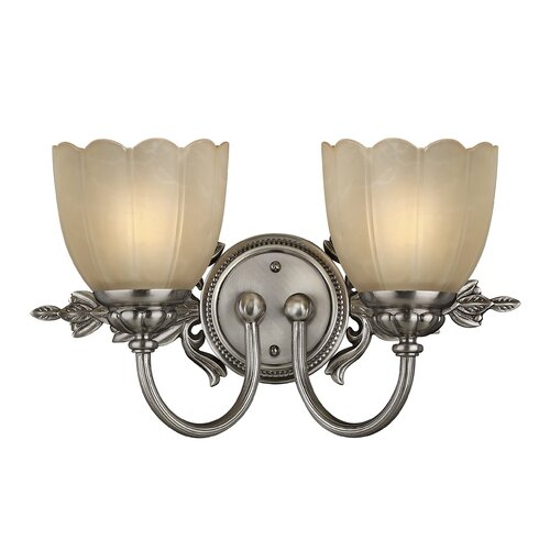 Hinkley Lighting Isabella 2 Light Wall Sconce