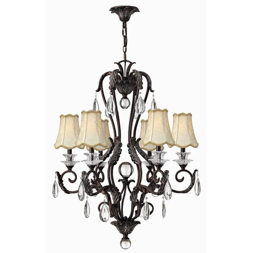 Marcellina 6 Light Chandelier