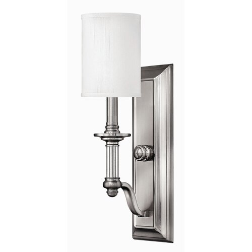 Hinkley Lighting Sussex 1 Light Wall Sconce