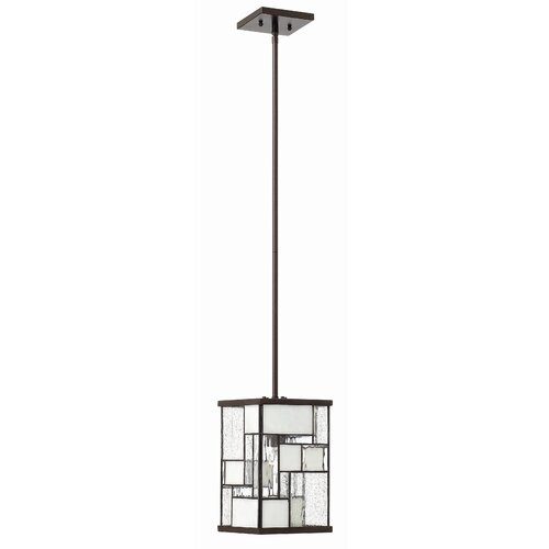 Hinkley Lighting Mondrian 1 Light Mini Pendant