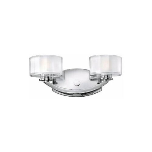 Hinkley Lighting Meridian 2 Light Vanity Light